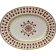 Haviland Parlon Limoges Matignon-Rust Small Platter