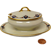 Delightful GDA Limoges France Mini Tureen