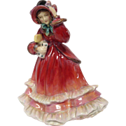 Royal Doulton Vintage Christmas Time HN 2110 Figurine