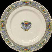 Vintage Lenox The Autumn Dinner Plate, Black Mark