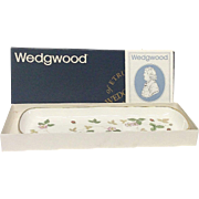 Boxed Wedgwood Wild Strawberry Mint Tray, Harrods