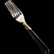 Yamazaki Lindi Black & Gold Stainless Dinner Fork