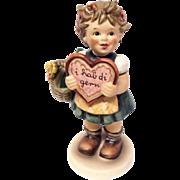 "Goebel Hummel Special Edition No.1 ""Valentine Gift"" TMK-5"