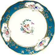 Royal Limoges Duplessis Salad Plate Princess Margaret