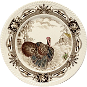 Johnson Bros. Barnyard King Dinner Plate