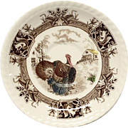 Johnson Bros. Barnyard King Saucer Only