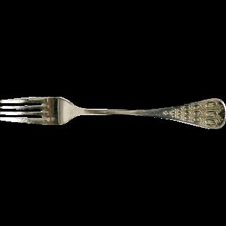 Rosenthal Wiinblad Romance Sterling Dinner Fork