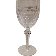 Lovely Waterford Curraghmore Water Goblet