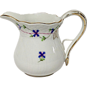 Herend Blue Garland PBG Mini Creamer