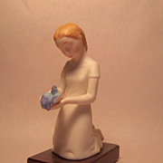 "Cybis Figurine ""First Flight"" 1959-1973"