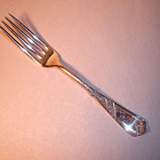 Rogers Newport Silverplate Dinner Fork