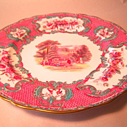 Beautiful Spode Queen Mary Salad Plate