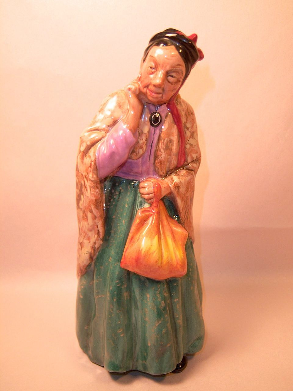 "Royal Doulton ""Bridgette"", HN2070 Figurine"
