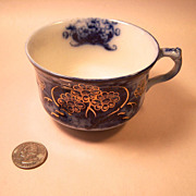 Lovely Wood & Son Seville Flow Blue Cup Only