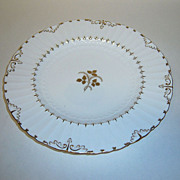 "Royal Crown Derby Wentworth 9"" Luncheon Plate"