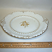 Royal Crown Derby Wentworth Handled Cake Plate