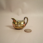 Royal Crown Derby Traditional Imari 2451 Miniature Creamer