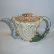 "Fitz & Floyd ""Art Nouveau"" Tea Pot"