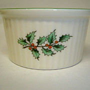 "Spode ""Christmas Tree"" Ramekin"