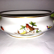 Herend Rothschild Bird Mini Tureen Base