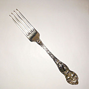 "Watson Sterling LILY 7"" Dinner Fork"
