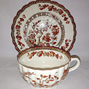Copeland Spode India Tree Cup & Saucer Set