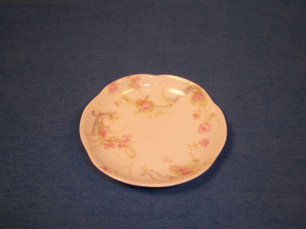 """Haviland """"Princess"""" Schleiger 57B Butter Pat"""