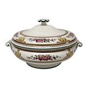 Wedgwood Columbia W595 Round Covered Vegetable