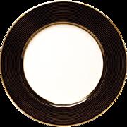 """Fitz & Floyd """"Rondelle""""  10"""" Dinner Plate"""
