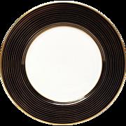 """Fitz & Floyd """"Rondelle""""  7 1/2""""  Salad Plate"""