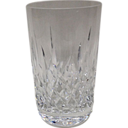 Waterford Lismore 12oz Flat Tumbler