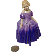 Lovely Royal Doulton Marie HN1370 Figurine