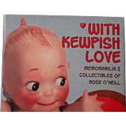 "BOOK - Auction - ""WITH KEWPISH LOVE"" - Kewpie dolls from Rose O'Neill"