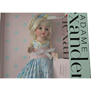 "Madame Alexander/8 inch Mint in original box/no issues/ hang tag lists her as ""MOTHER'S Day"""