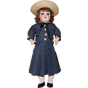 Simon Halbig 1079 Antique Doll-19 inch-orig. body paint-