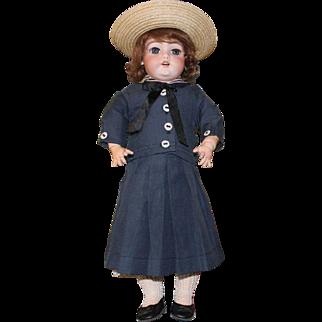 Simon Halbig 1079 Antique Doll-19 inch-orig. body paint-