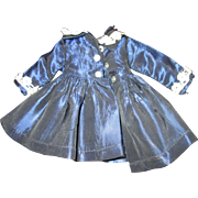 Vintage 1950's IDEAL Shirley Temple tagged coat dress