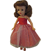 Little Miss Revlon by IDEAL doll all original 1956 Marked VT 101/2
