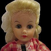 RARE Pollyanna small doll by Uneeda