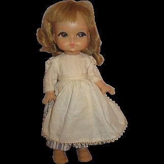Big Eyed JOY doll Blythe era by Royal Doll Co. French edition original dress pretty!