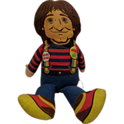 Mattel Mork from ORK talking cloth Robin Williams doll