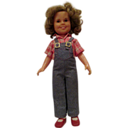 1972 IDEAL Shirley Temple in original outfit 16""
