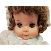 IDEAL baby doll Unknown maybe Cream Puff Baby