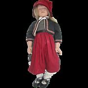 Little Red Riiding Hood doll by Sonja Hartmann artist made 113 of 500