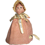 RARE Winnie Walker ramp Walker Century of Progress Chicago 1934 World's Fair doll all original