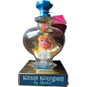 rare Mint Liddle Kiddle Cologne Kologne perfume doll 1967