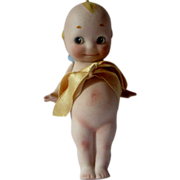 Vintage bisque Kewpie doll marked O'Neill on foot