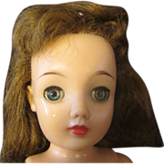 Vintage sexy Miss Revlon doll by IDEAL marked