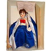 """2001 Madame Alexander 21"""" America The Beautiful Cissy Doll #124 of 210"""