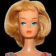 Vintage Ash Blonde Bend Leg American Girl Barbie Doll w/Extra Long Hair - Red Tag Sale Item